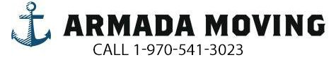 Armada Moving Company Logo